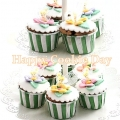 Tinkerbell Cupcake<BR>