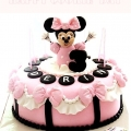 Minnie Mouse pasta &amp; Cupcake<br>